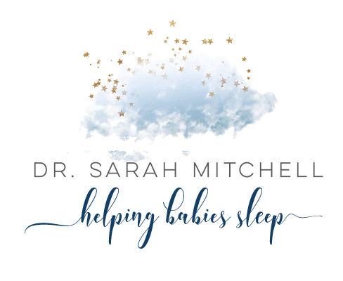 Helping Babies Sleep Large Logo