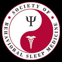 Society of Behavioral Sleep and Medicine Logo