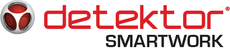 Logotipo Detektor SmartWork