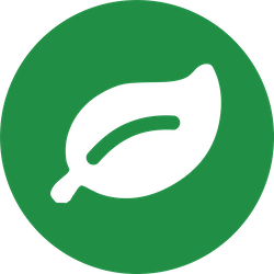 Rainforest Leaf Logo