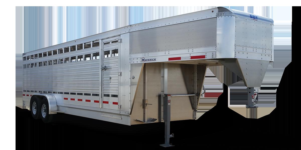 Maverick Livestock Trailers