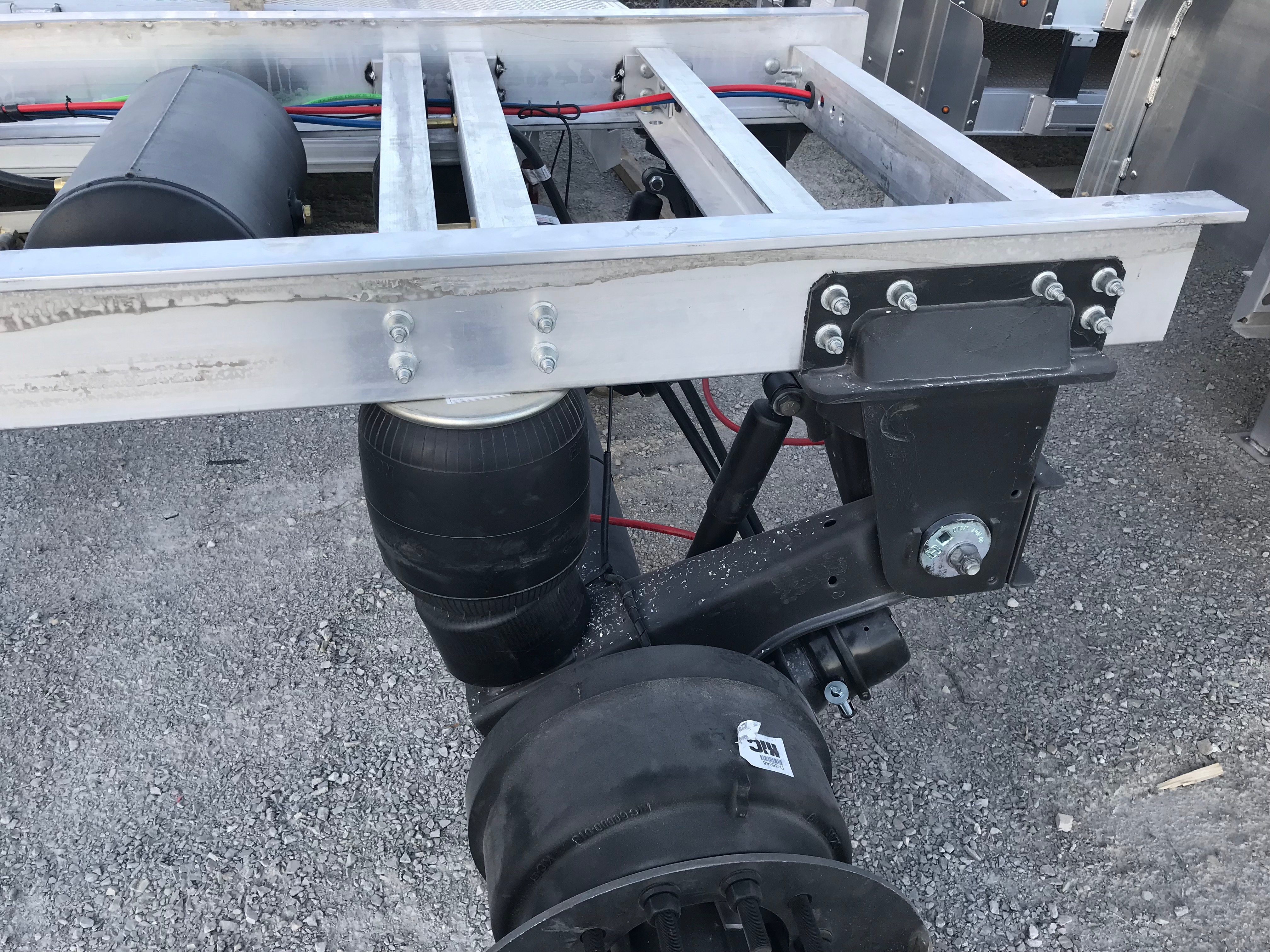 All Aluminum Sub-Frame