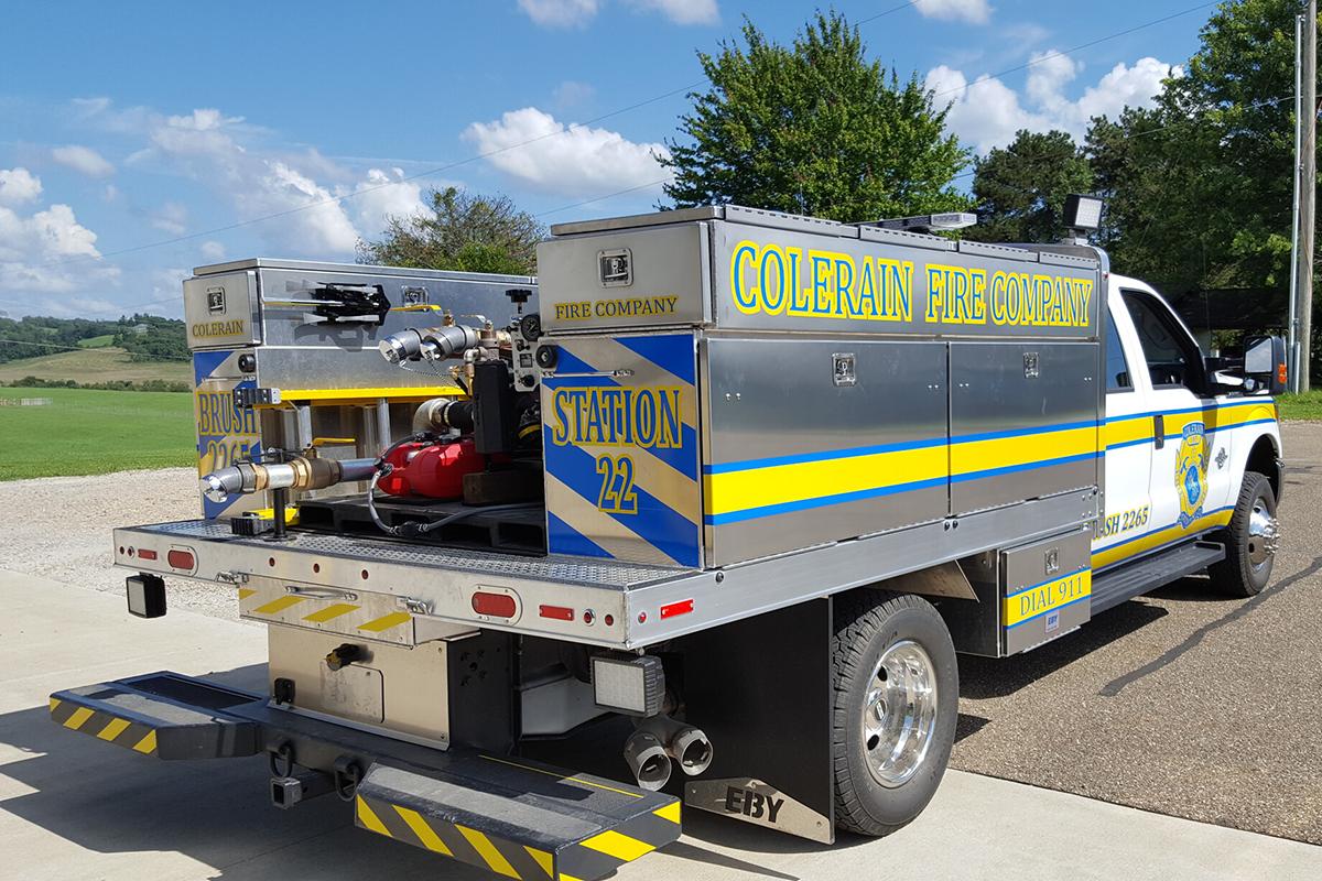 EBY Custom Truck Body