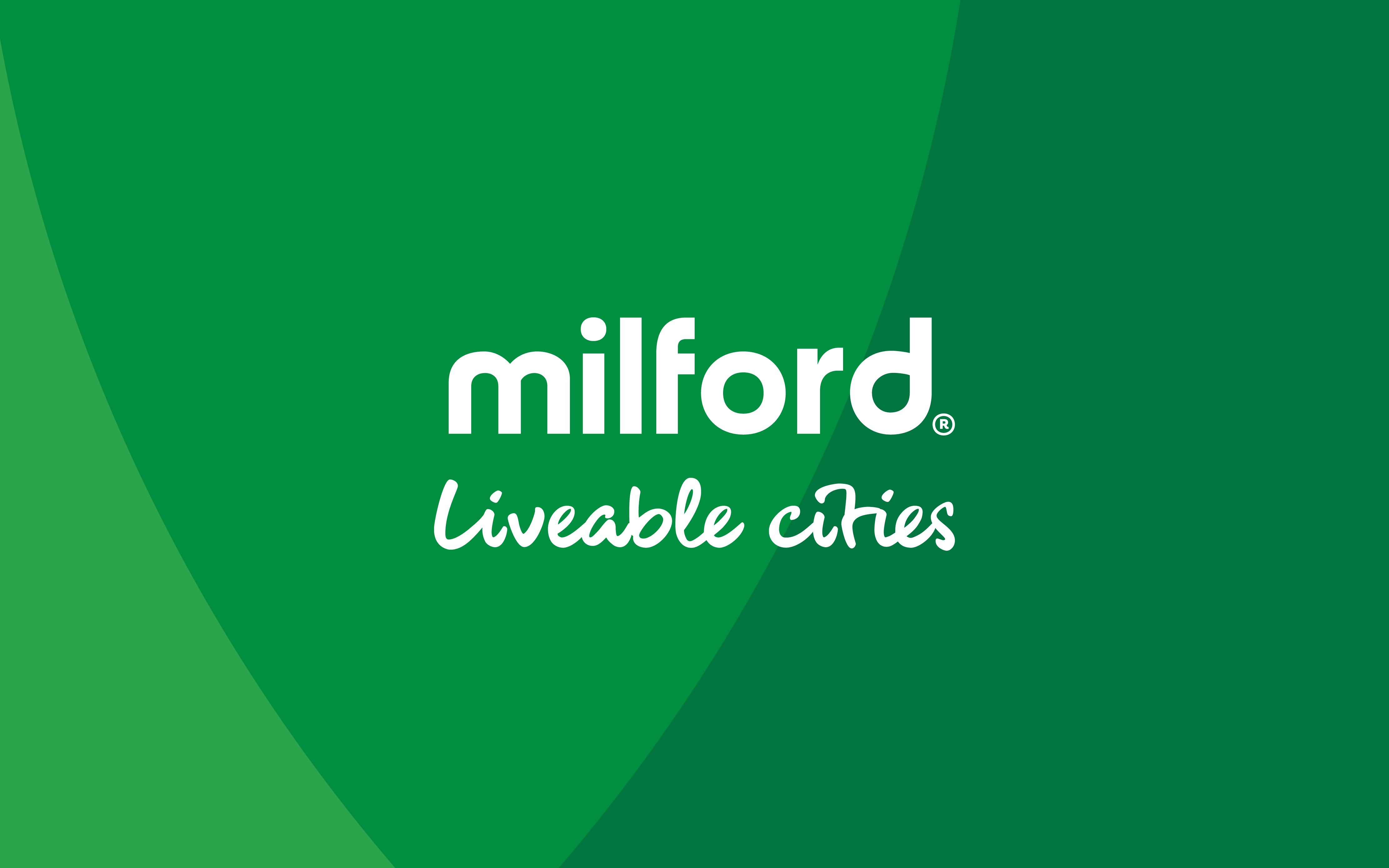 the milford logo
