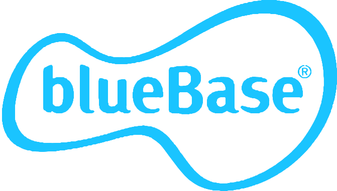 Blue Base Logo
