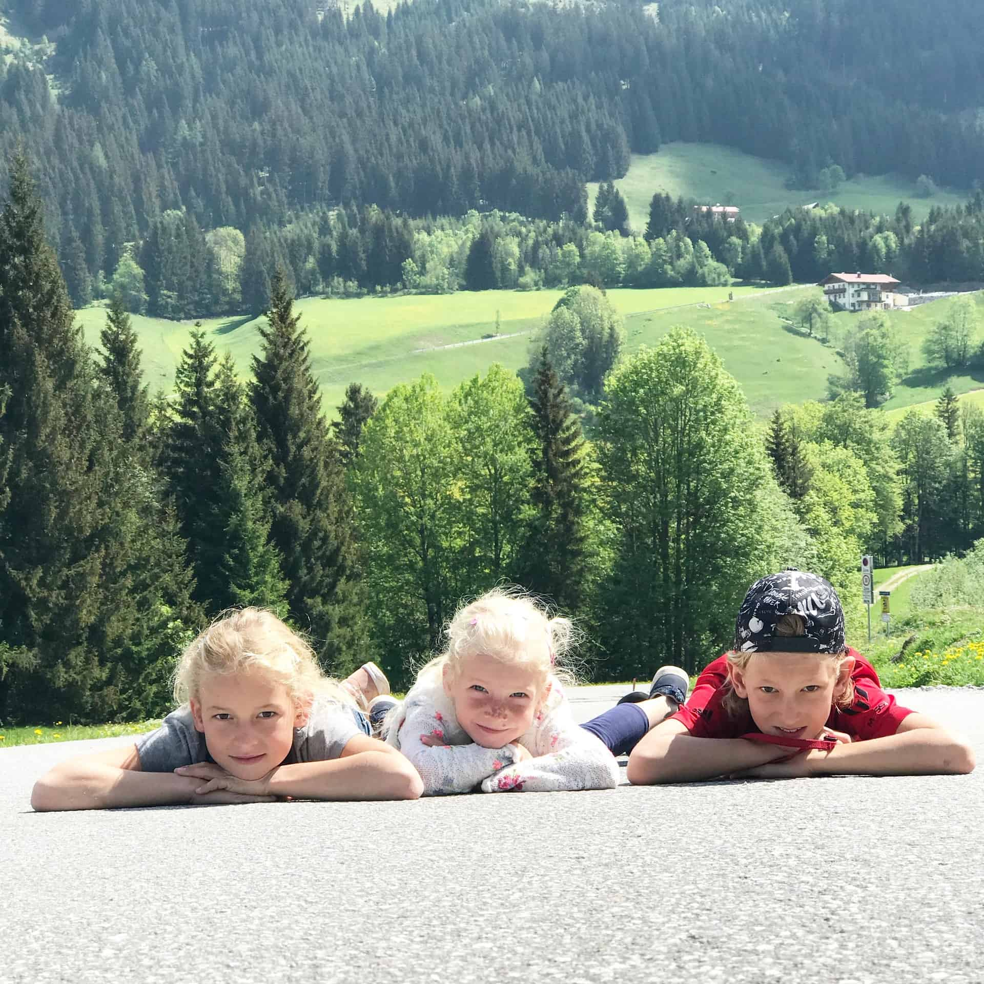 Familie auf Weltreise CASAMUNDO Österreich