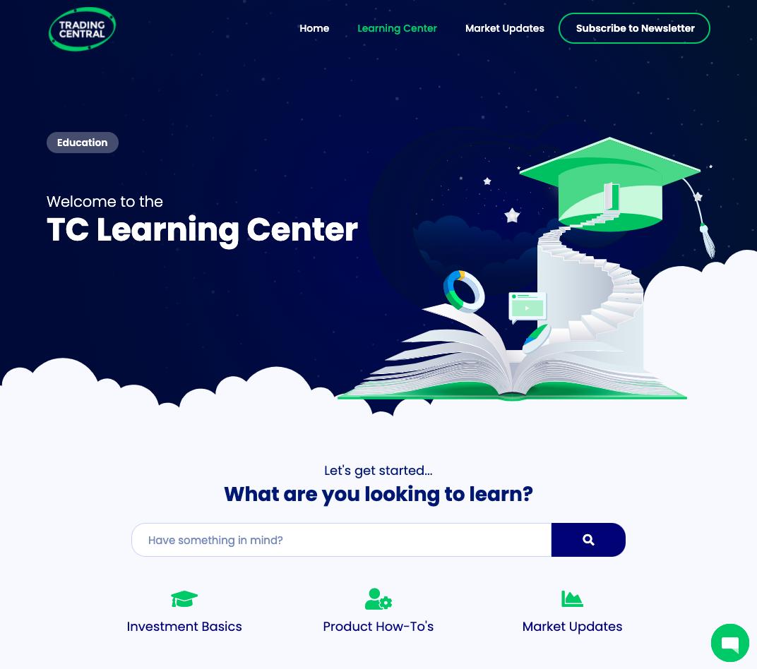 Explore the TC Learning Center