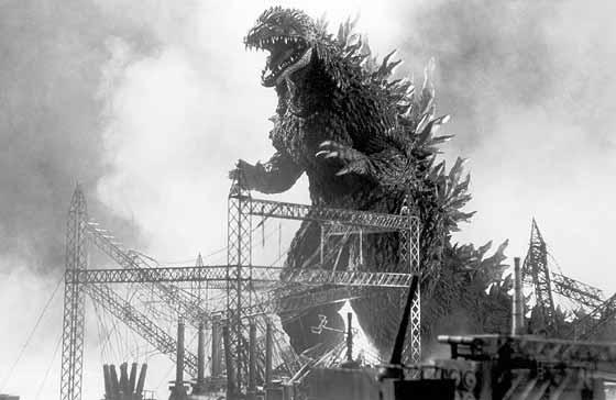 Godzillazon!