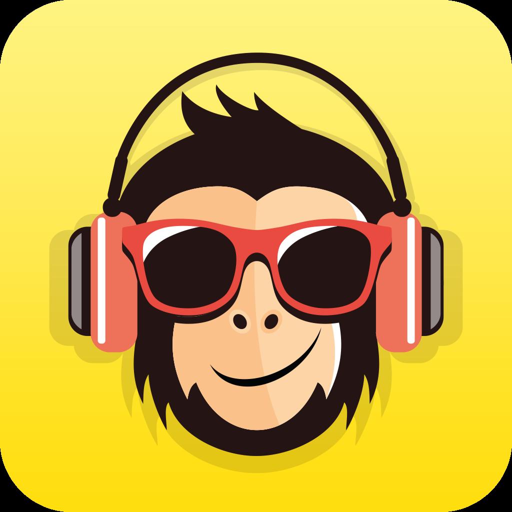 Logo HEAROOZ - Podcast-App für Kids
