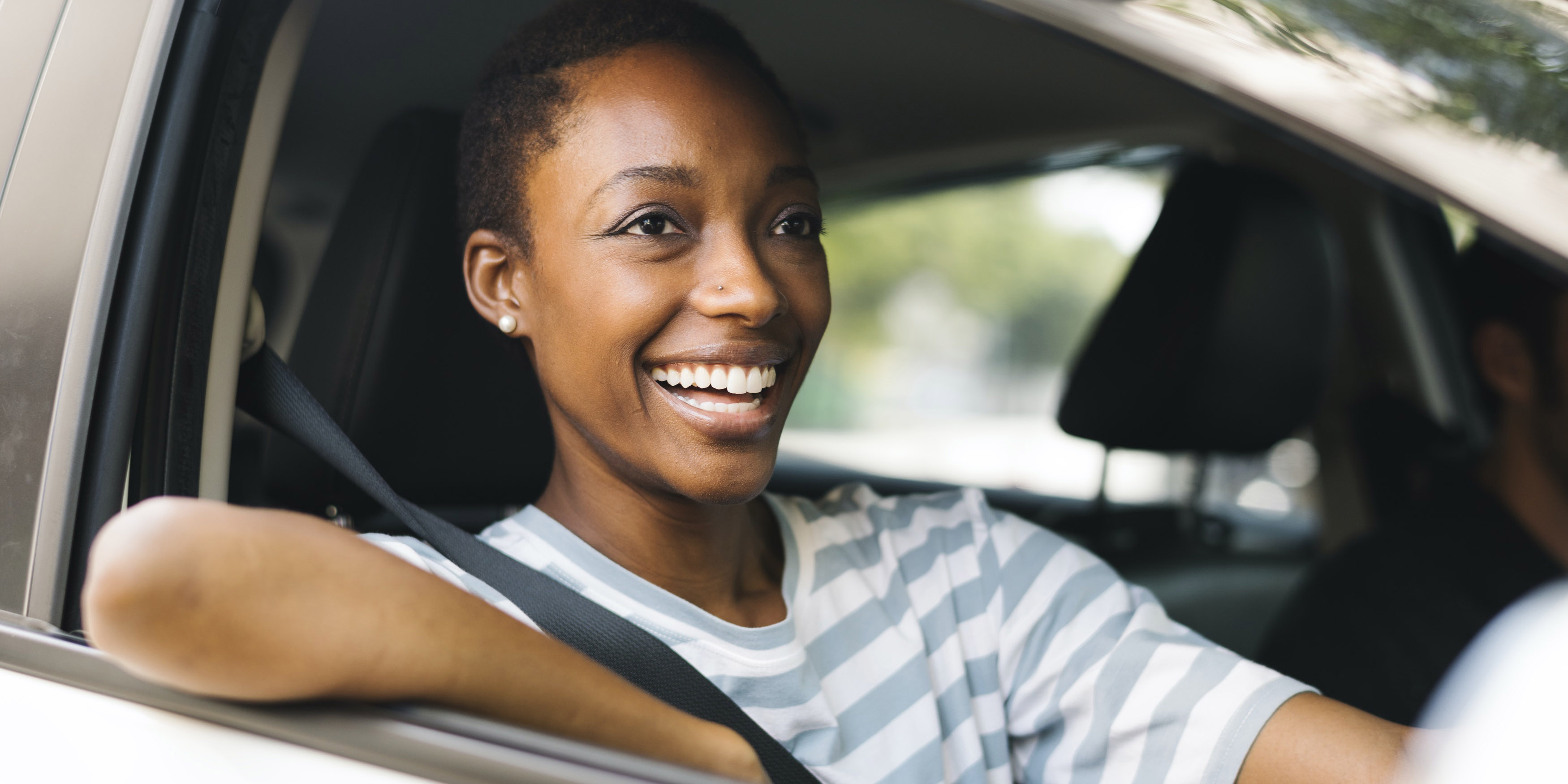 Driver Enjoying Fringe Benefits Tax (FBT) for Car