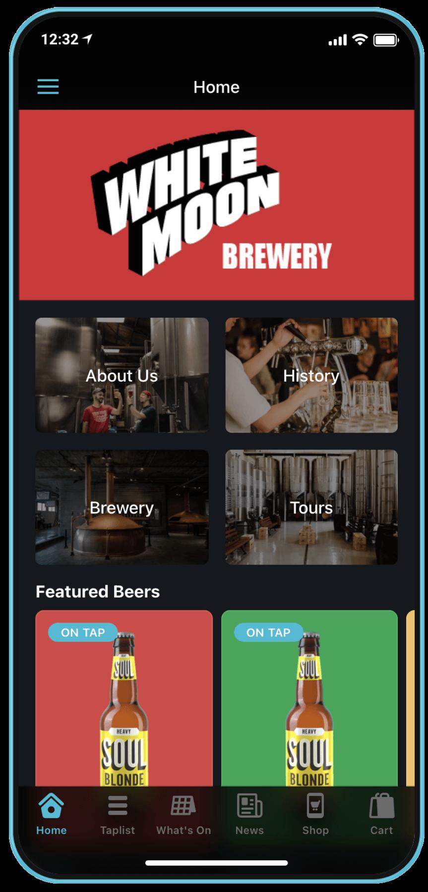 Brewery app