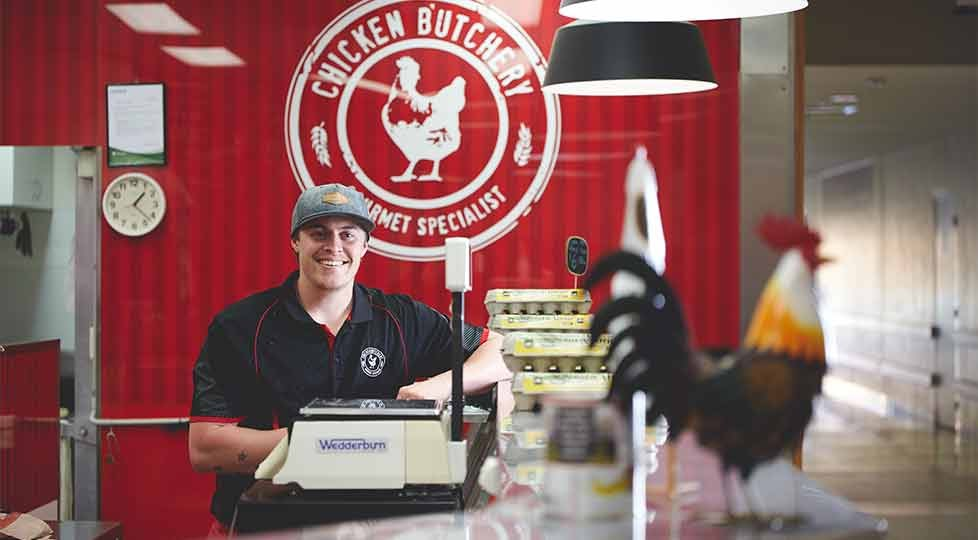 Love and Support Local - Chicken Butchery
