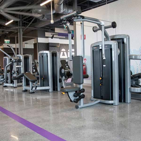 Anytime Fitness - opening soon
