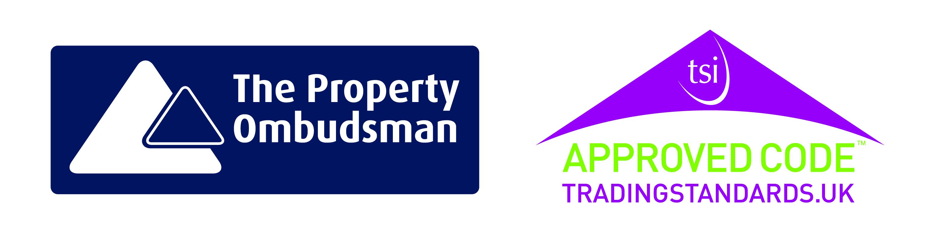 Ombudsman and Tradingstandards logo