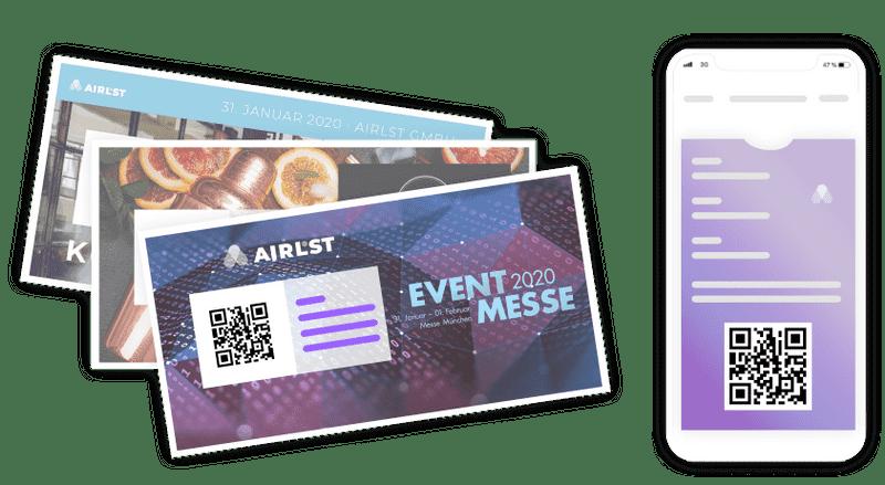 Ticketing mit AirLST