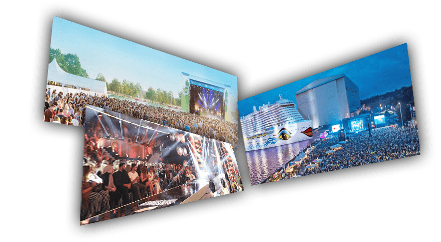 Large Scale Events