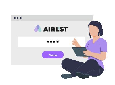AirLST Demo