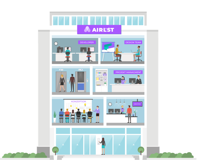 AirLST Solution House