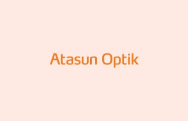 Atasun Optik Web Sitesi Kullanılabilirlik Testleri
