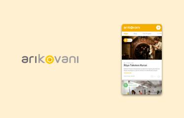 Turkcell Arıkovanı Mobil Uygulama Kullanıcı Deneyimi Tasarımı