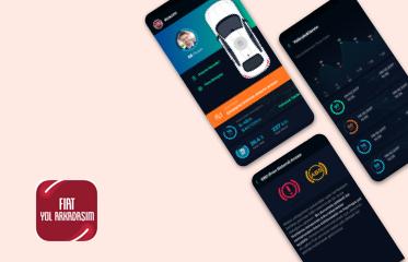 Tofaş Fiat Yol Arkadaşım Mobil Uygulama Kullanıcı Deneyimi Tasarımı