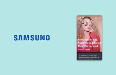 Samsung Loyalty Uygulaması Kullanıcı Deneyimi Tasarımı