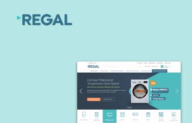 Regal Web Sitesi Kullanıcı Deneyimi Tasarımı