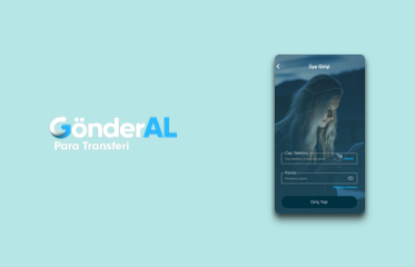 MoneyGram GönderAL Mobil Uygulama Kullanıcı Deneyimi  Tasarımı