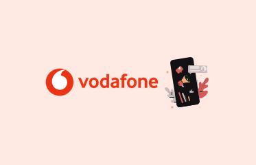 Vodafone Yanımda Uygulaması 1 Day UX Workshop