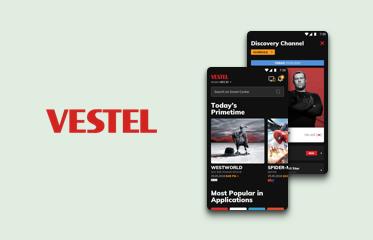 VESTEL Smart Center Mobil Uygulama Kullanıcı Deneyimi Tasarımı