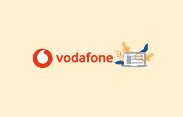 Vodafone Kullanıcı Araştırmaları