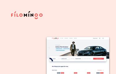 Hedef Filo Flamingo Web Sitesi Kullanıcı Deneyimi Tasarımı