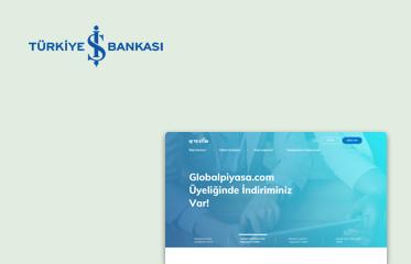 Türkiye İş Bankası İŞ'TE KOBİ Web Sitesi Kullanıcı Deneyimi Tasarımı