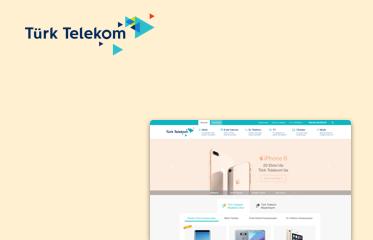 Türk Telekom Platformları Kullanıcı Deneyimi Tasarımı