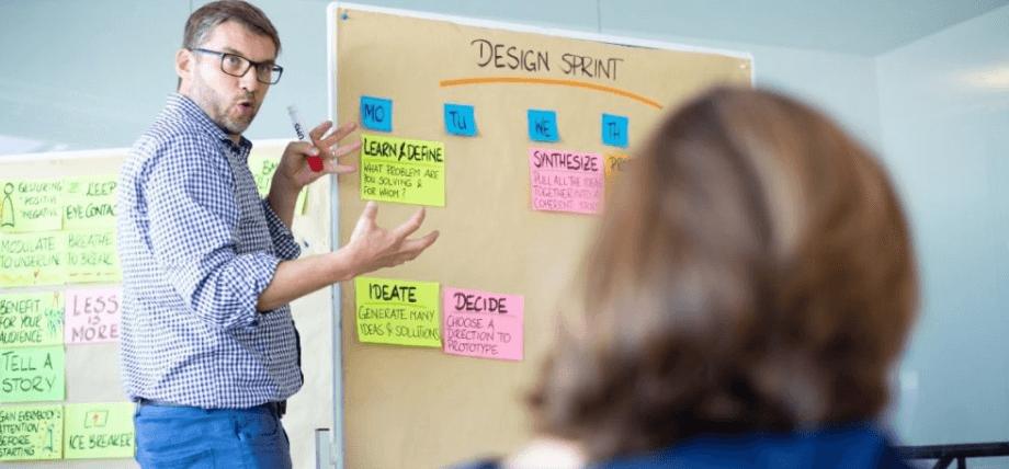 Design Sprint ile UI/UX Eğitimi