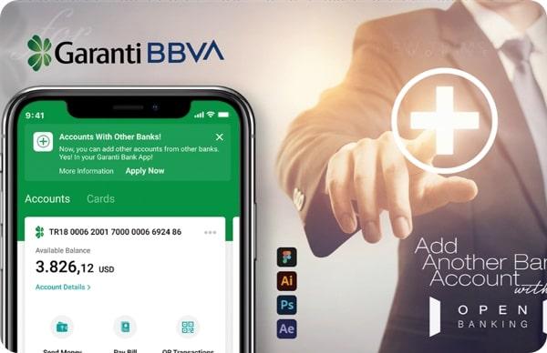 Garanti Mobile App