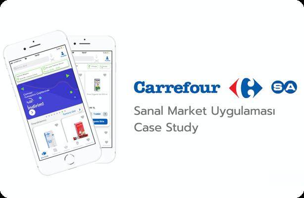 Carrefour Uygulaması