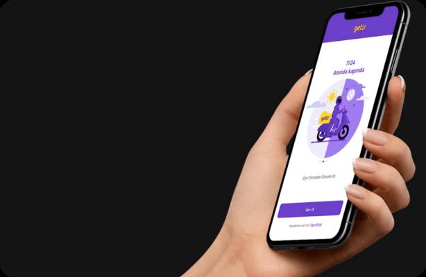 Getir App Redesign