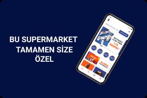 Online Supermarket Uygulaması