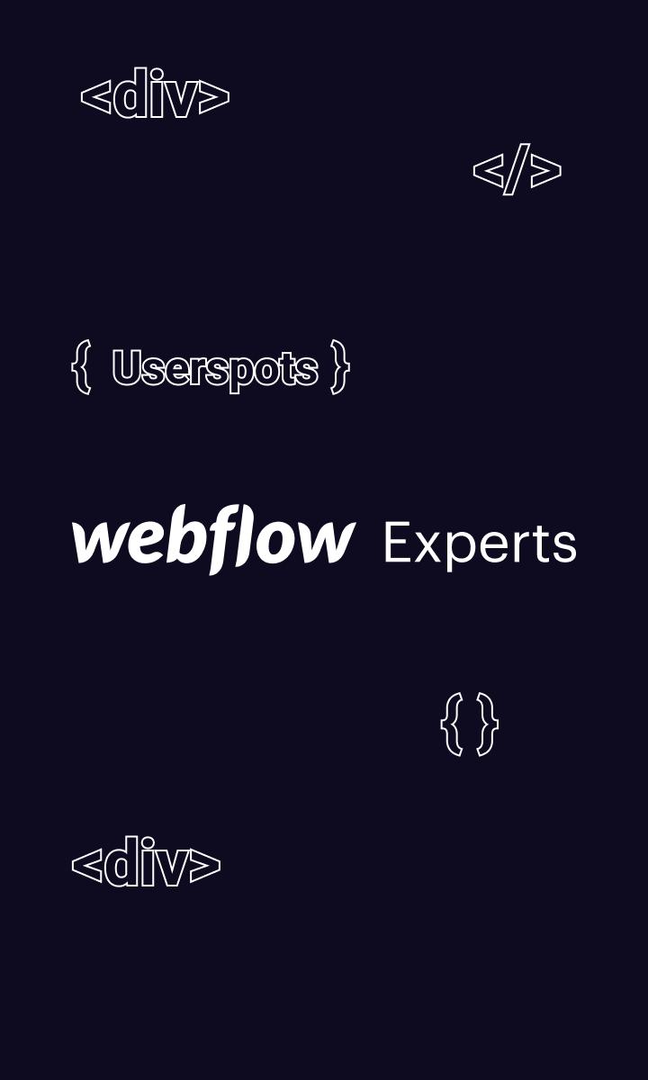 GÖRSEL WEB GELİŞTİRME PLATFORMU: WEBFLOW