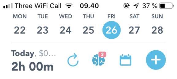Memory-inbox-iOS