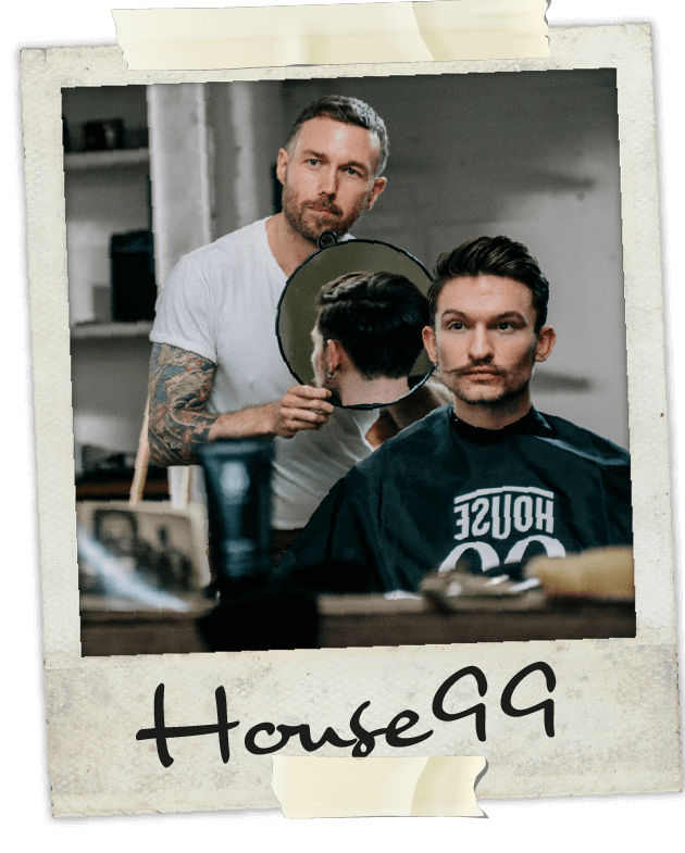 nd is the UK barber for David Beckham's House 99 brand
