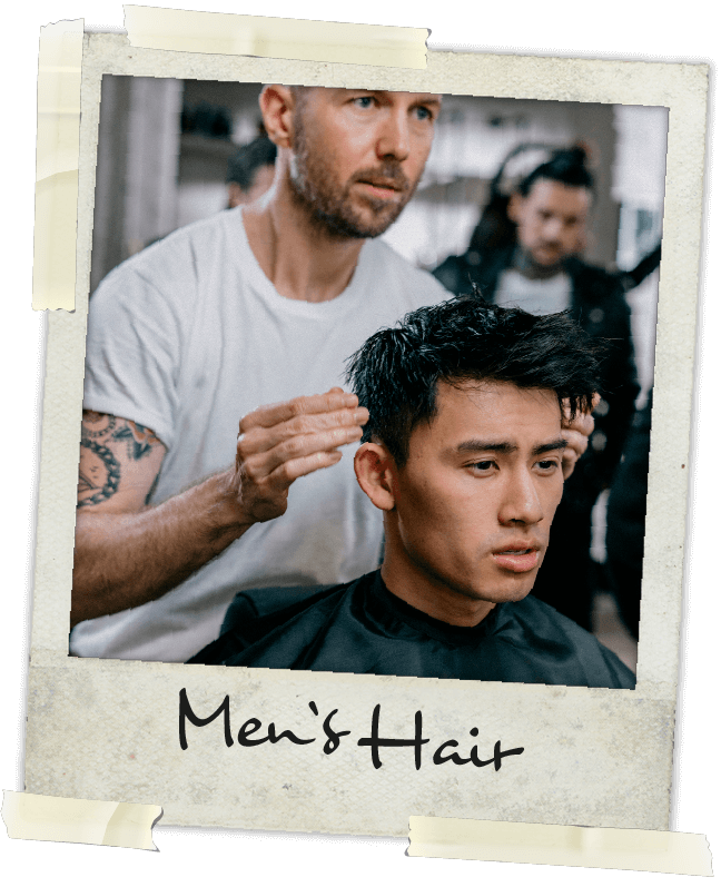 Male grooming by Ben Copeland