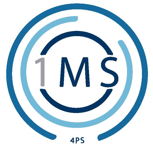 1MS 4ps logo