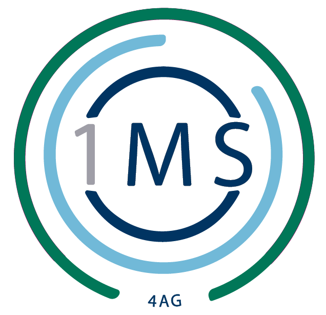 1MS 4AG Logo