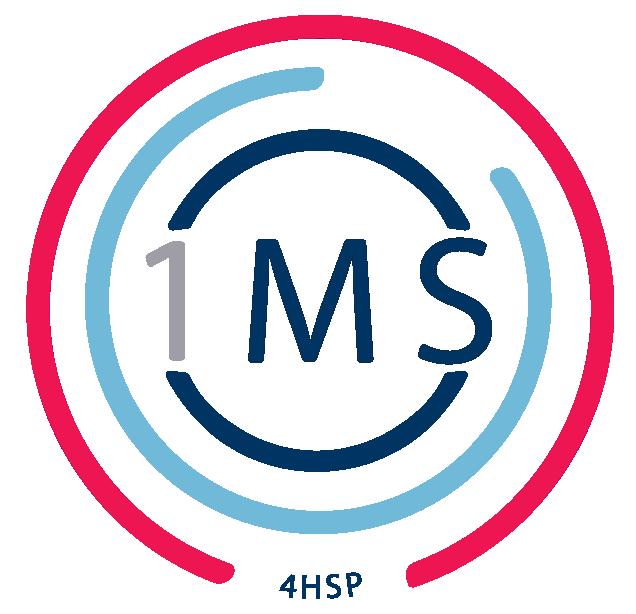 1MS 4HSP Logo