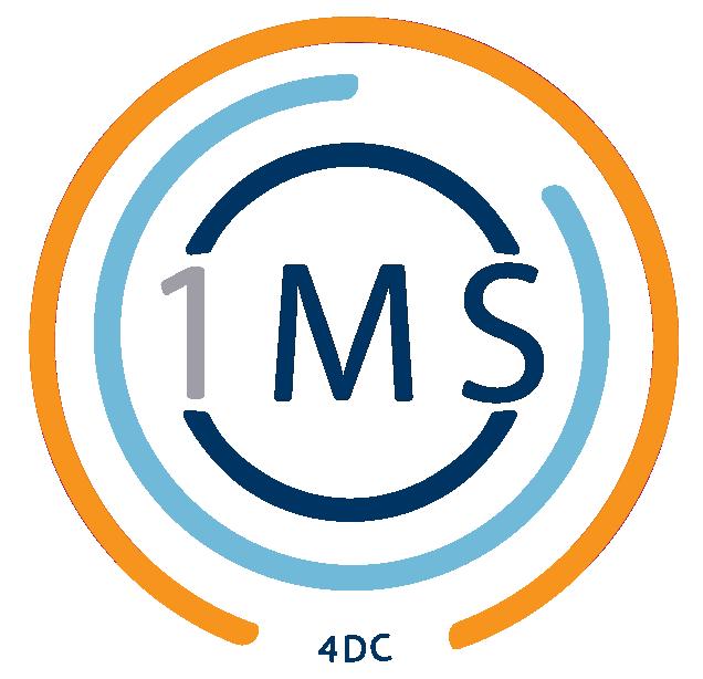 1MS 4DC Logo