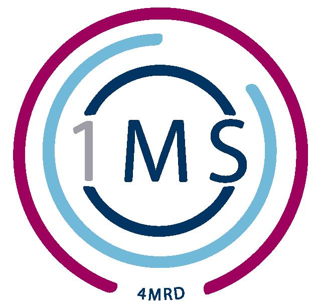 1MS 2MRD Logo
