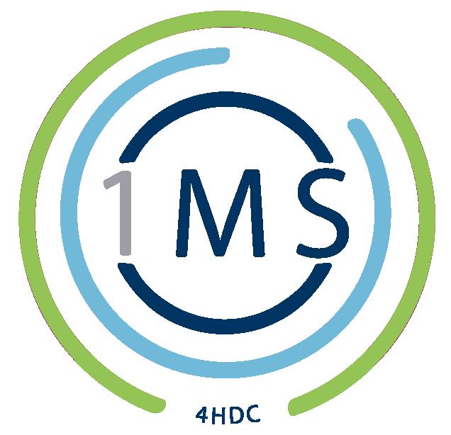 1MS 4HDC Logo