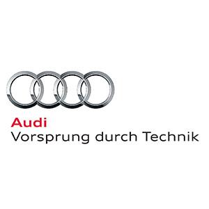 Audi, einer von vielen zufriedenen Kunden des E-Learning-Dienstleisters FKC.
